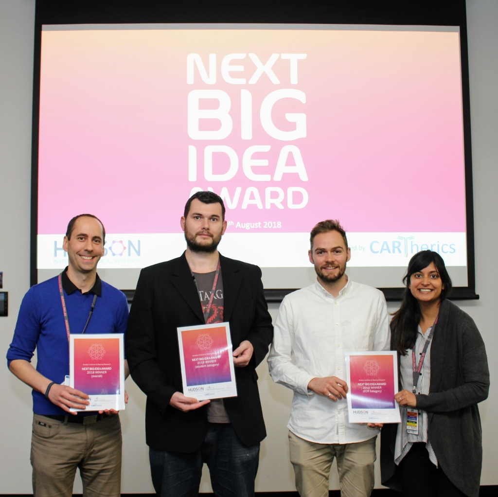 Next Big Idea Award winners announced
