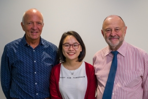 Cartherics welcomes doctoral student Van Thi To